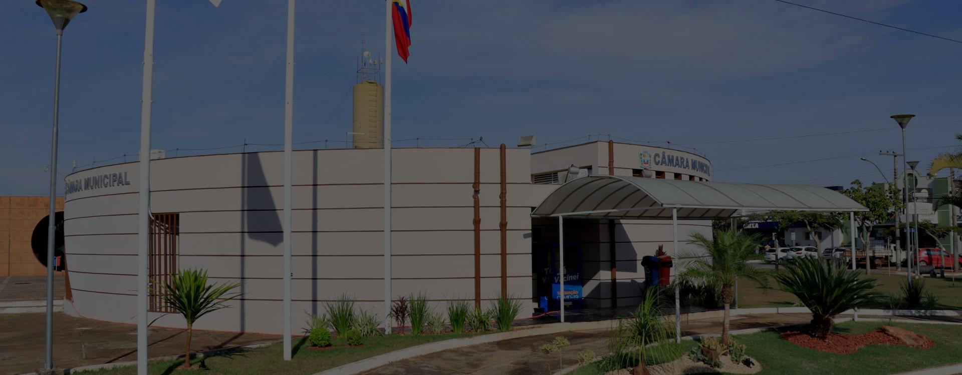 Imagem da Câmara Municipal de Nova Ponte